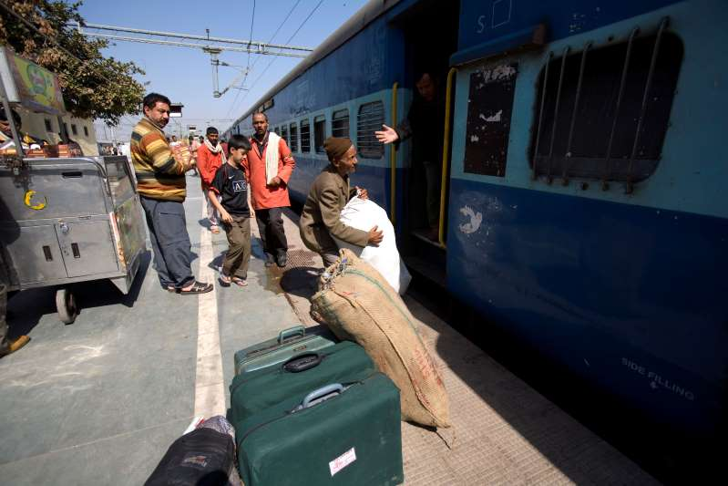 Now, Huge Fine For Excess Baggage On Trains Too