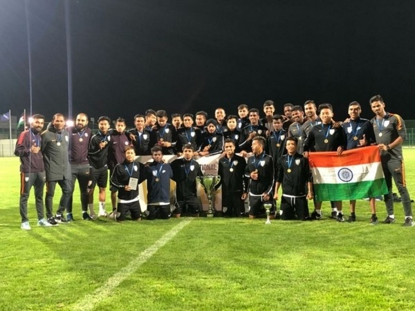 Indian colts gear up for 4-nation football tourney