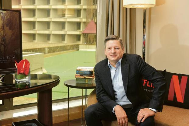 I don't think we need sports to crack the Indian consumer: Ted Sarandos
