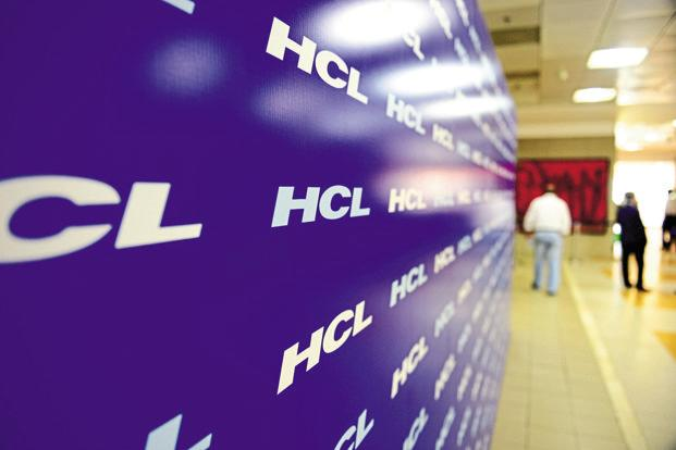 Since 1 April, HCL Technologies shares are down 5.21% even as BSE IT index has gained 14.34% while BSE Sensex has returned 6.82%. Photo: Ramesh Pathania/Mint