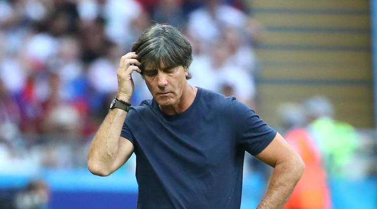 FIFA World Cup 2018: 'Shocked' Joachim Low says Germany deserve to crash out of the tournament