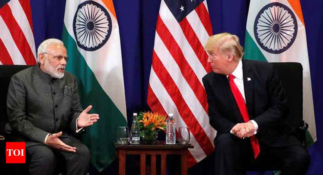 India may suffer collateral damage from Trump's massive recasting of US foreign policy