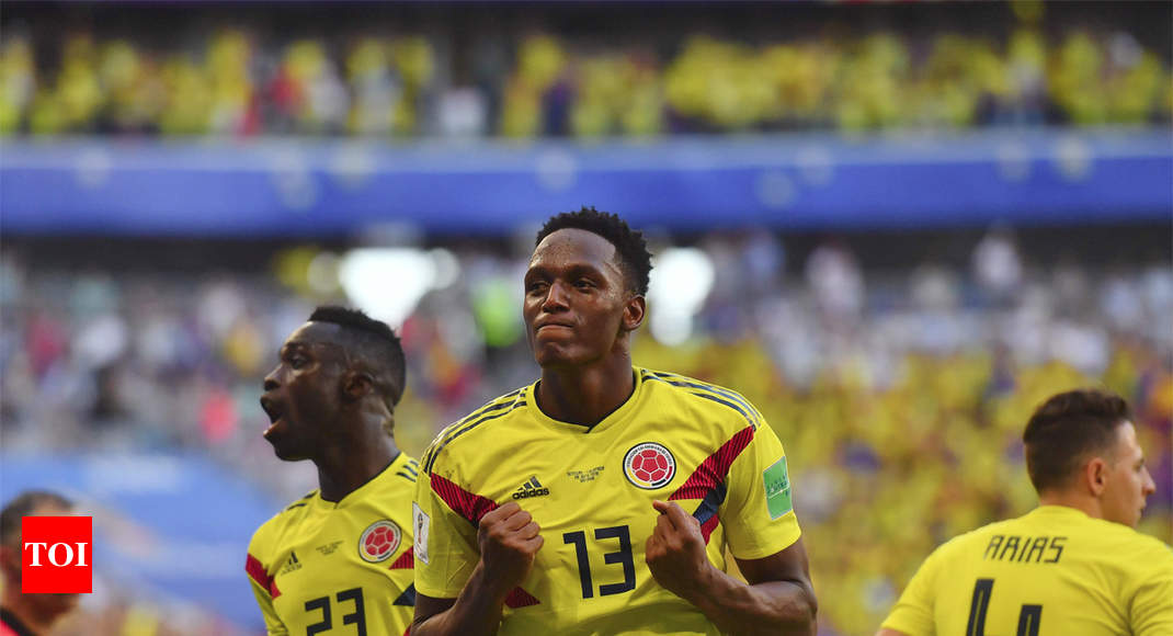 WC: Colombia through to last 16 with 1-0 win over Senegal