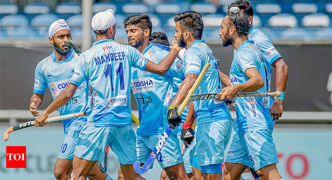 India need draw against Netherlands to enter Champions Trophy final