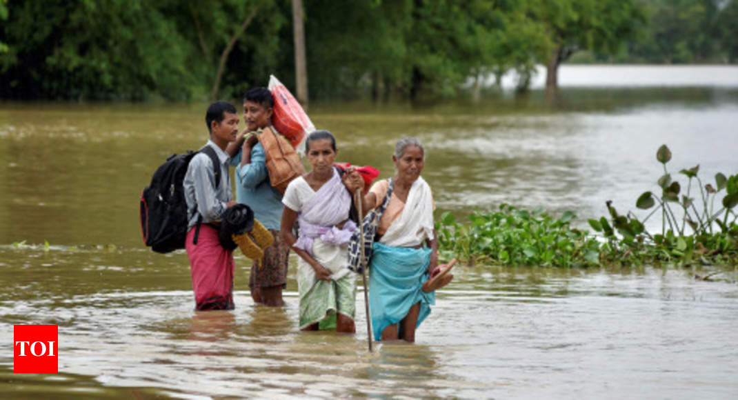 One more dead in Assam flood, toll reaches 32