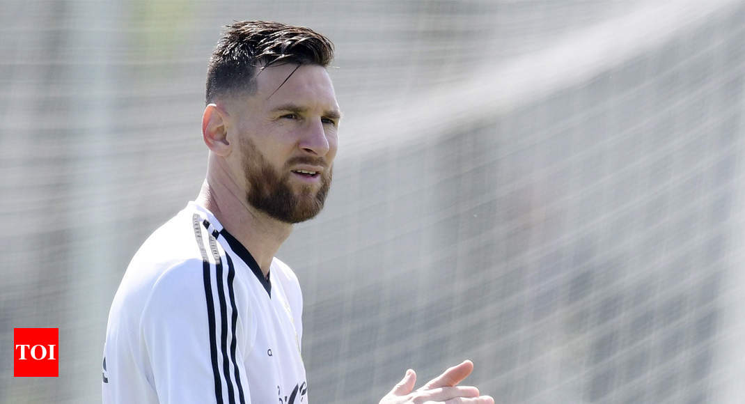 We can limit 'outstanding' Messi: France coach