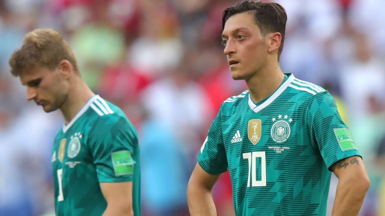Germany fall to South Korea, exit World Cup:Analysis