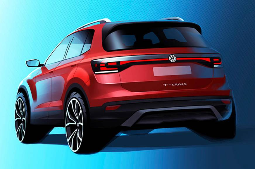 India-bound Volkswagen T-Cross: What to expect