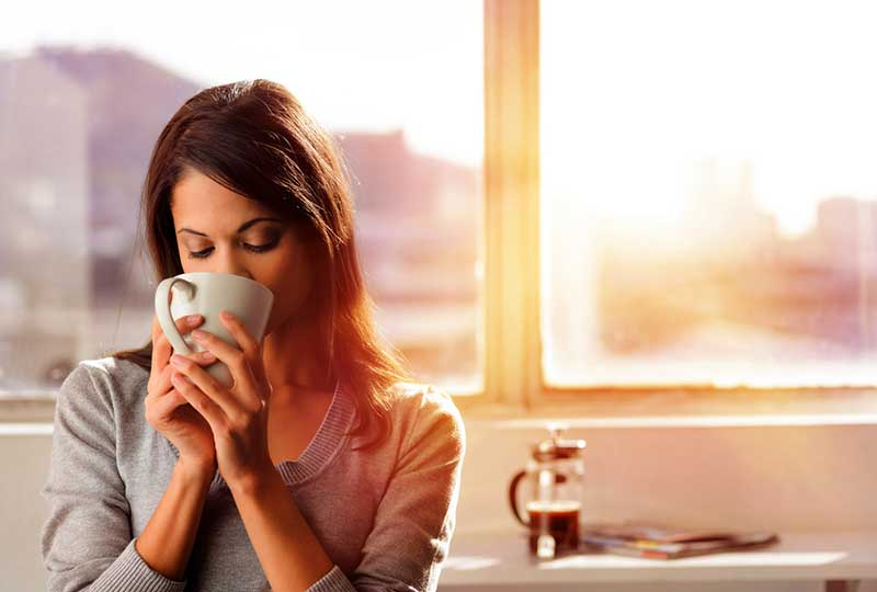 Drinking 6 cups of coffee daily could reduce your risk of early death by 16%