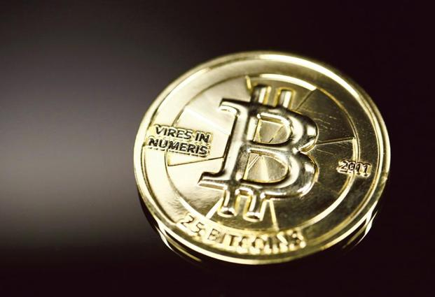 Bitcoin's peers Ripple, Ethereum and Litecoin climbed between 5% and 9%. Photo: Bloomberg