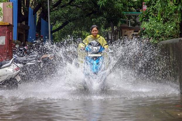 Mumbai rains: Many companies ask employees to work from home