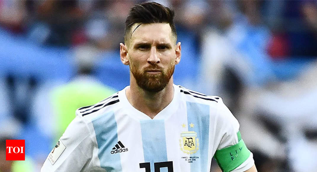 Lionel Messi may have a bit left in tank