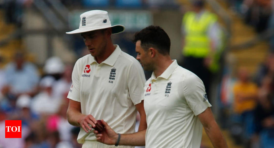 Former England bowling coach Cooley backs Anderson-Broad to fire