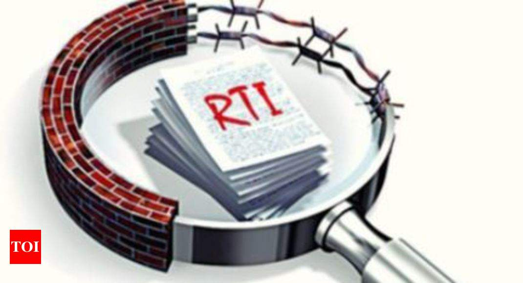 Ad on CIC reveals government plan to amend RTI Act