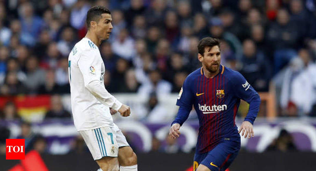 Duopoly ends between Ronaldo and Messi in La Liga