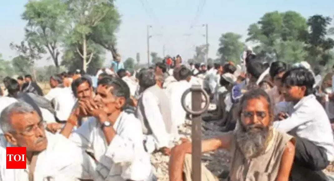 Gujjars entitled to 21% quota under OBC category too: Rajasthan govt
