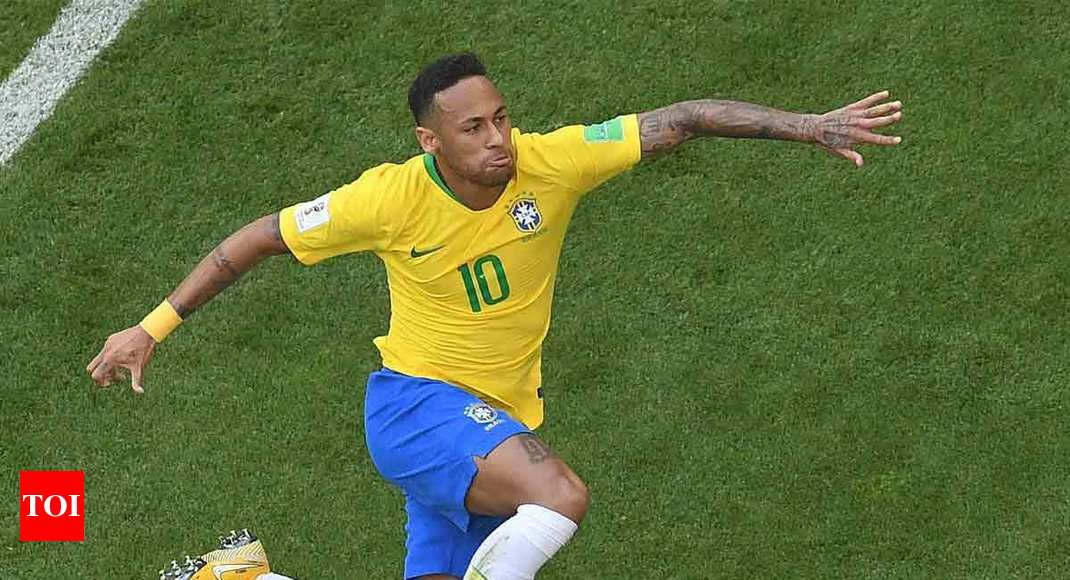 'It should be Brazil's and not Neymar's World Cup'