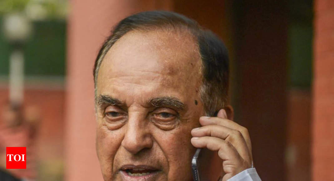 SC declines urgent hearing on Subramanian Swamy's plea on Ayodhya temple matter