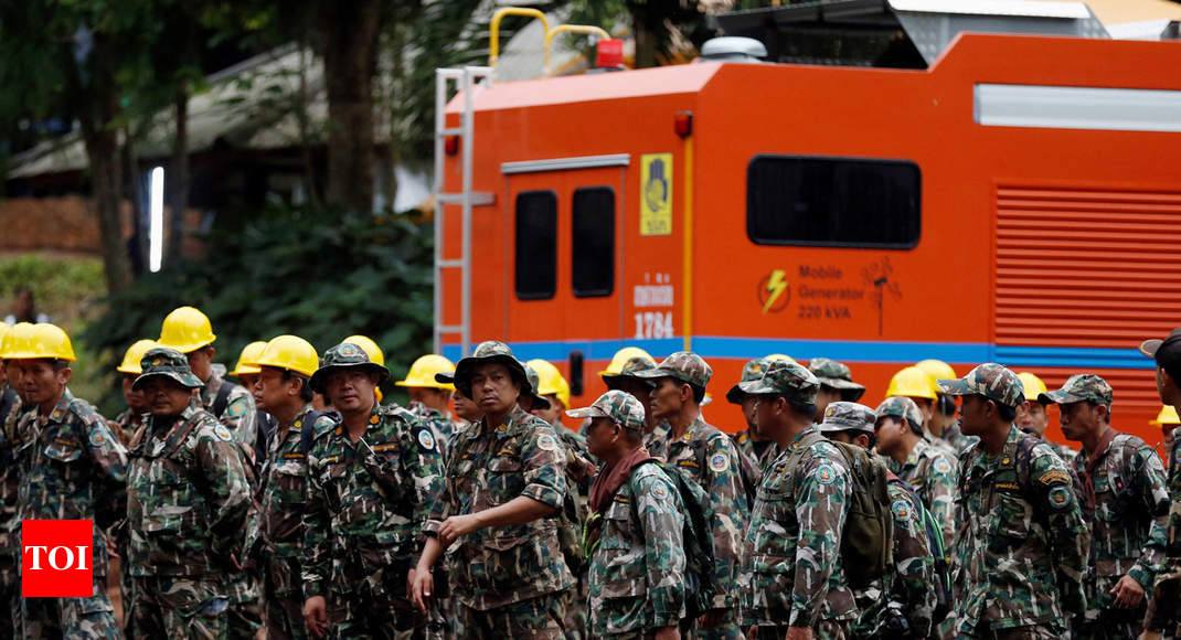 Thailand cave rescue: India offers Kirloskar services to help in evacuation process