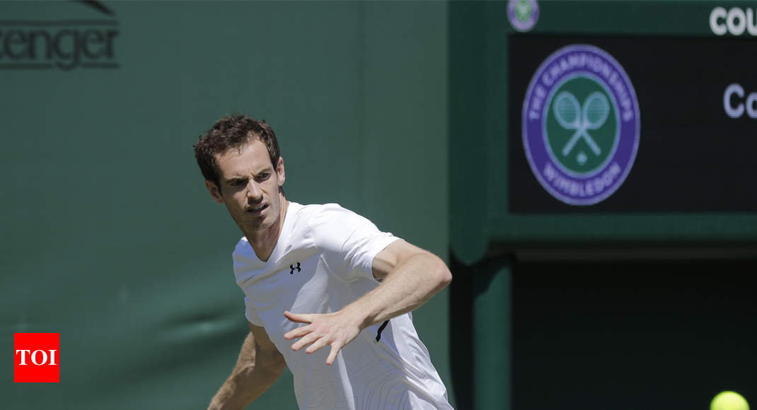 Andy Murray won't rule out Wimbledon withdrawal