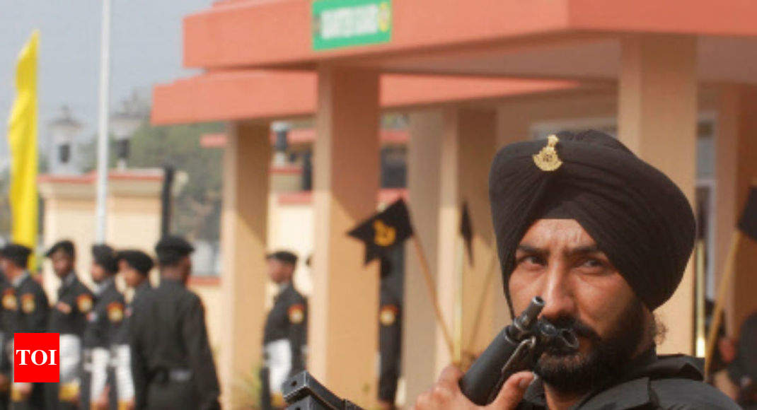 NSG to be first central force to opt for e-ticketing instead of railway warrant