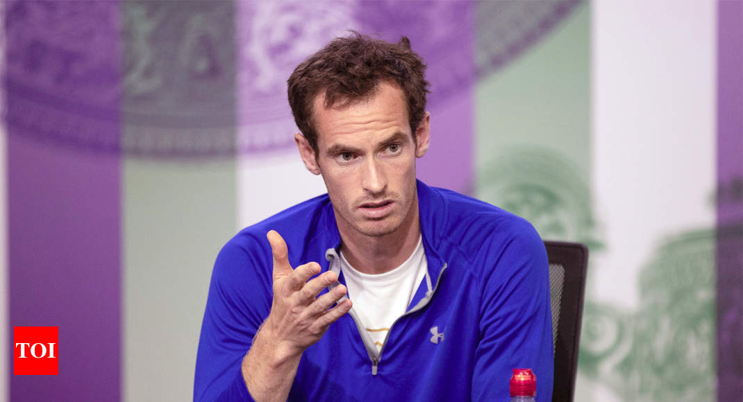 'With heavy heart' Murray pulls out of Wimbledon