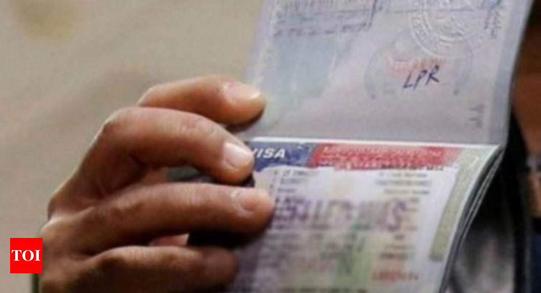 Ban on spouses of H-1B visa holders may push 1 lakh people out of jobs: Research