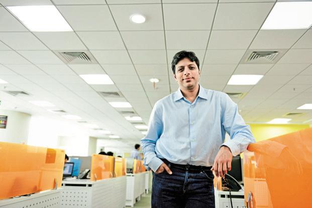 Amazon India head Amit Agarwal. Photo: Hemant Mishra/Mint