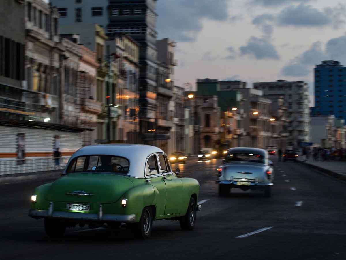 Frozen in time, Havana looks to put a modern stamp on its 500-year history