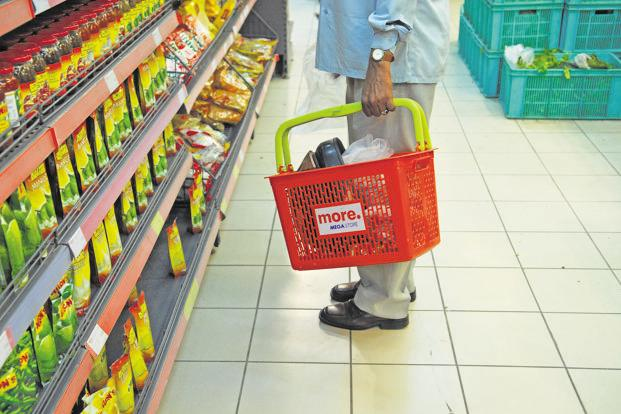 More is currently the fourth-largest supermarket chain in the country, after Reliance Retail, Future Group and D-Mart. Photo: Pradeep Gaur/Mint