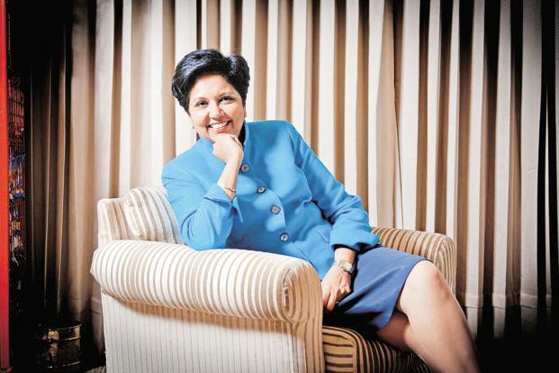 The SodaStream acquisition will probably be the last big move by PepsiCo chief executive officer Indra Nooyi who steps down in October. Photo: Priyanka Parashar/Mint