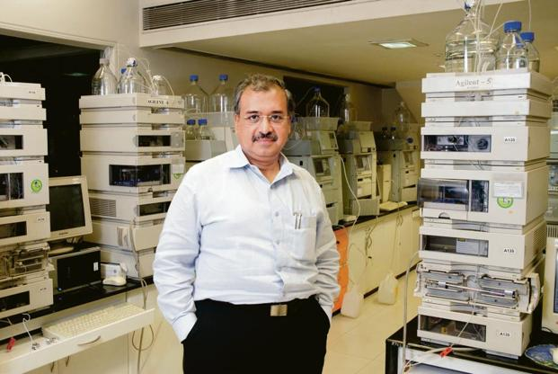 Sun Petrochemicals founder Dilip Shanghvi. The Amguri field in the Assam-Arakan basin is held by Assam Oil Company, ACIL's oil and gas division. Amguri is currently not a producing field. Photo: Mint