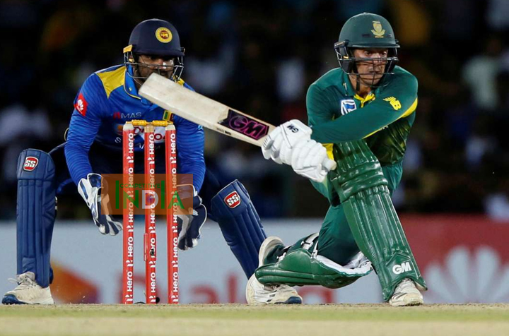 De Kock, bowlers, power South Africa to comfortable win against Srilanka