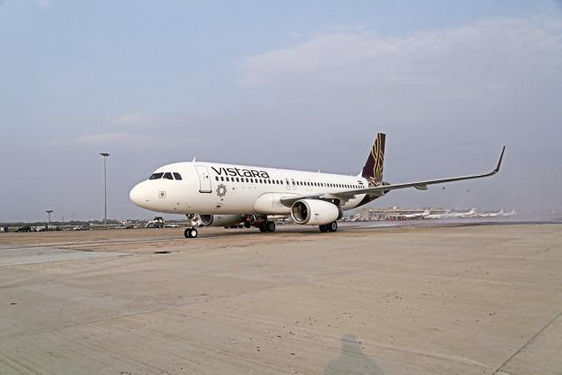 Vistara offers flight tickets from Rs 1,099 in new sale