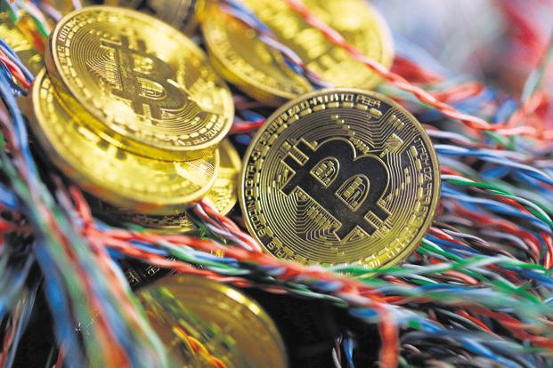 Bitcoin retreated as much as 7% to $6,393.70 in London, extending its 2018 drop to about 55%. Photo: Bloomberg