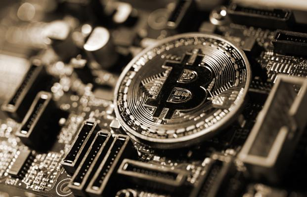 Infante's findings contradict the popular perception that Bitcoin is mostly being used by criminals. Photo: Bloomberg