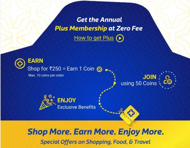 The model of Flipkart Plus is very different from that of Amazon Prime with both having its own set of benefits.