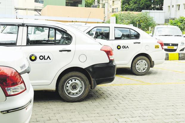 The UK launch signals Ola's aggressive expansion to fight Uber in overseas markets and set up base for a large international business. Photo: Mint