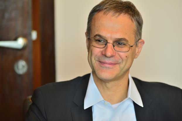 Patrick Litre, Management consultant, Bain & Co. Photo: Priyanka Parashar/Mint