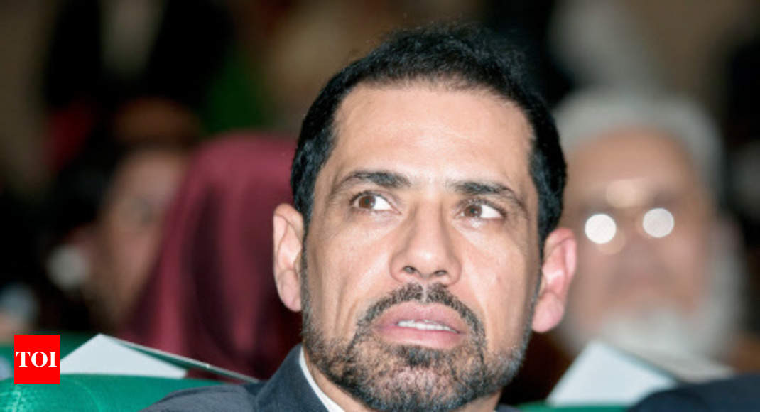 Country needs a change, Rahul working very hard for it: Robert Vadra