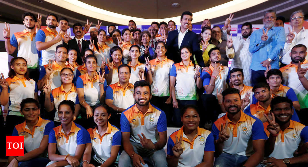 Shooters, wrestlers shoulder India's Asian Games hopes