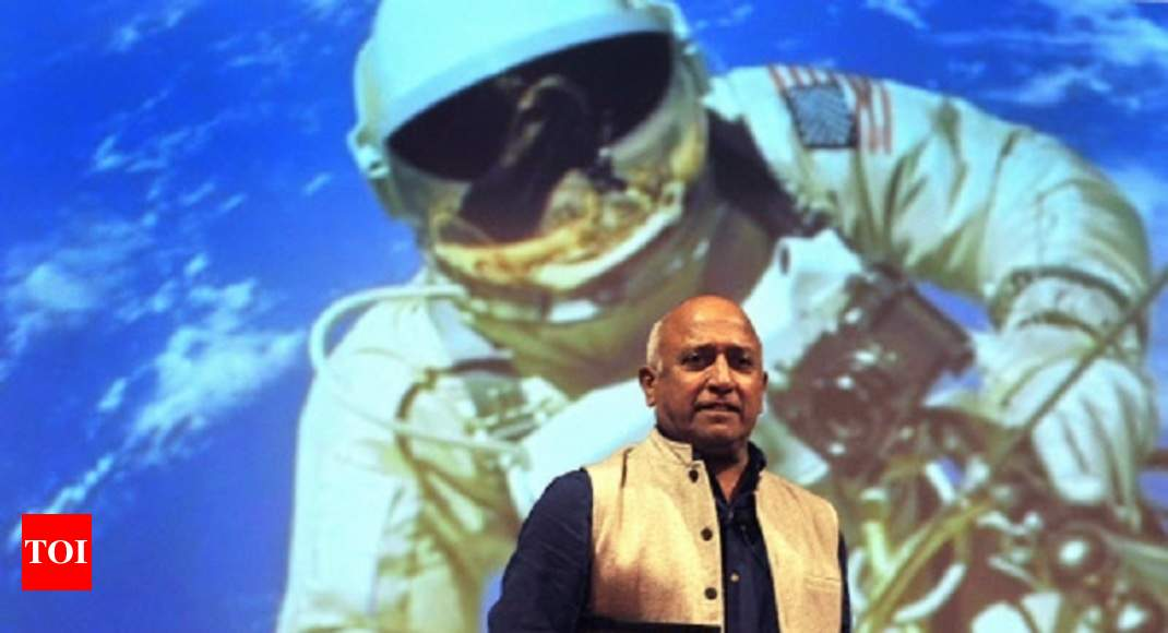 'If I can do it, any Indian can': Rakesh Sharma on Human Spaceflight