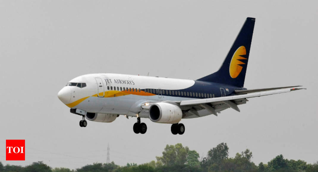 Blackstone might offer upto Rs 4,000 crore for stake in Jet Airways arm