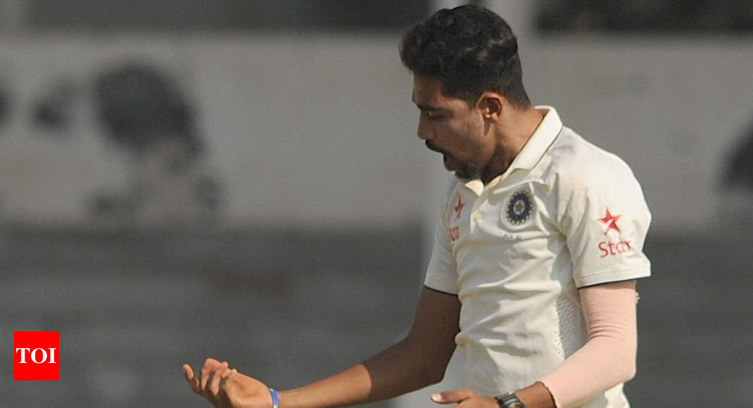 Indian bowlers restrict South Africa 'A' to 246/8 on Day 1