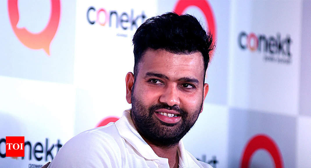 Rohit Sharma says he is ready to open in Tests if asked
