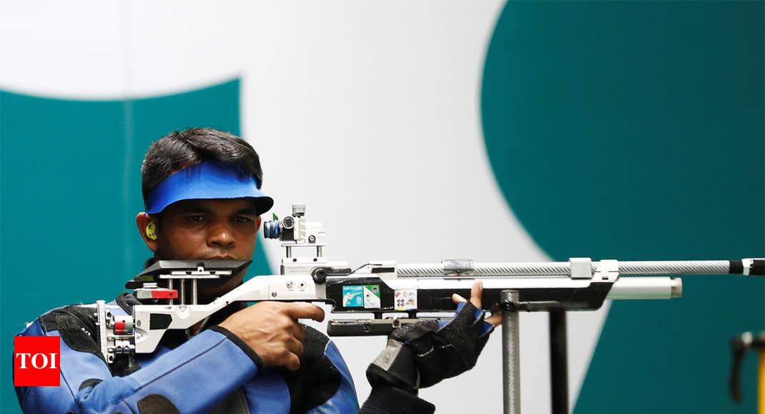 Asian Games: Deepak Kumar wins 10m air rifle silver