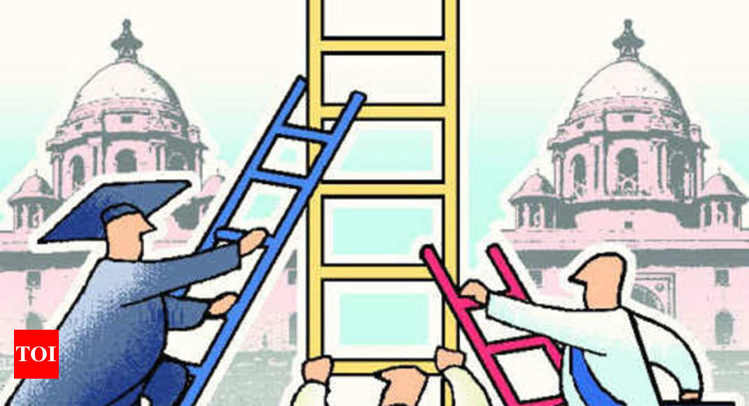 Over 6,000 want to be IAS without taking exams — 10 will