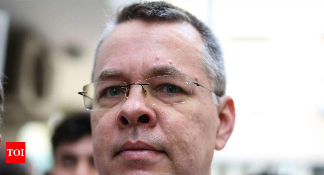 US rejects Turkey's offer to release pastor: Report