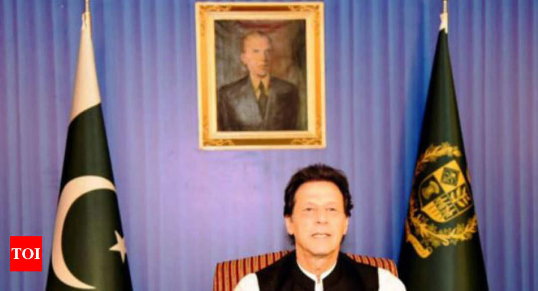 Imran Khan moves into military secretary's 3-bed room home
