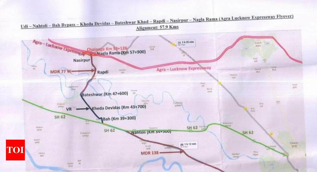 Bundelkhand Expressway to be named after former PM Atal Bihari Vajpayee